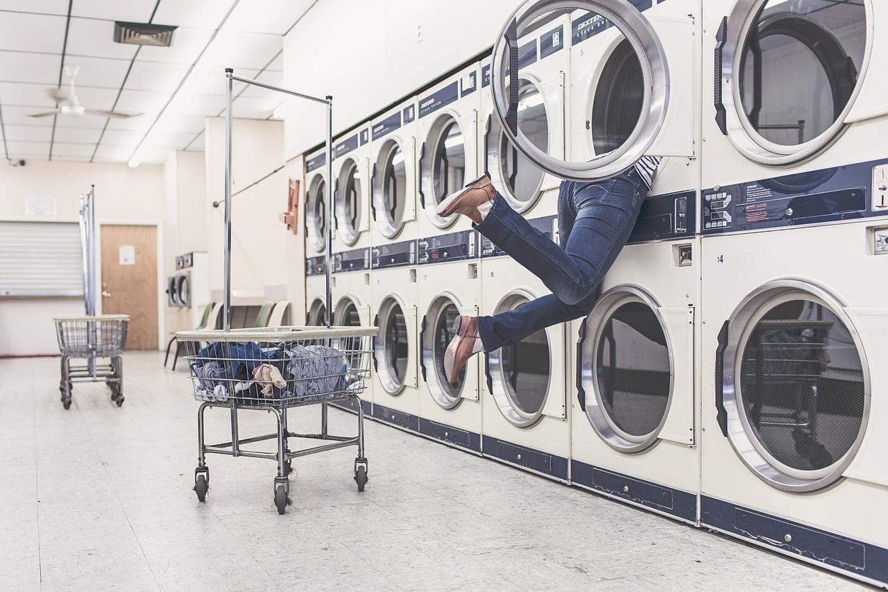 comment laver le linge à la machine