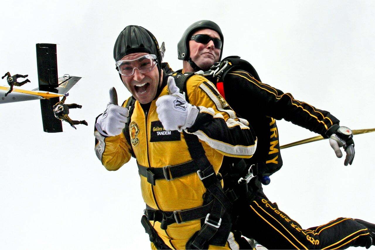 apprendre a sauter en parachute