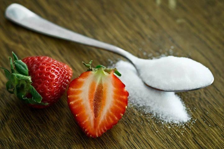 manger moins sucré